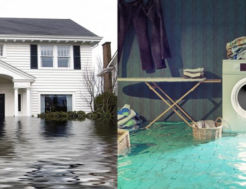 Knowing the Difference in Water Damage Coverage and Flood Insurance